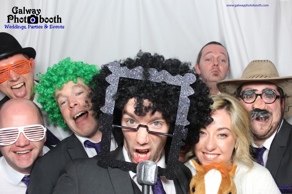 Photo booth Galway